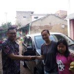 Foto Penyerahan Unit 5 Sales Marketing Mobil Daihatsu Martin