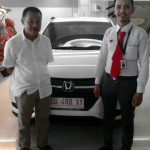 Foto Penyerahan Unit 6 Sales Marketing Mobil Dealer Honda Makassar Ukhy