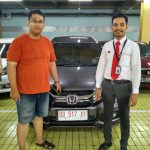 Foto Penyerahan Unit 8 Sales Marketing Mobil Dealer Honda Makassar Ukhy