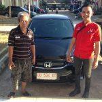Foto Penyerahan Unit 10 Sales Marketing Mobil Dealer Honda Makassar Ukhy