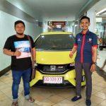 Foto Penyerahan Unit 9 Sales Marketing Mobil Dealer Honda Makassar Ukhy