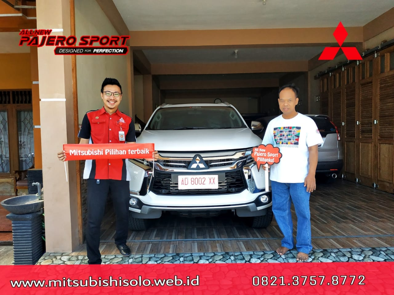 Sales Marketing Mobil Dealer Mitsubishi Yudis