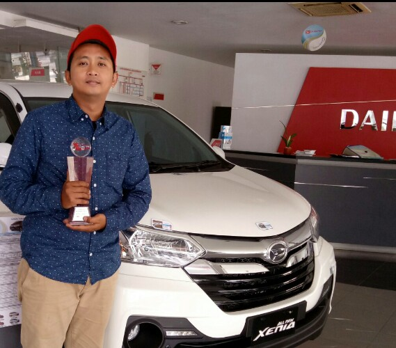 Sales Marketing Mobil Dealer Daihatsu Awan